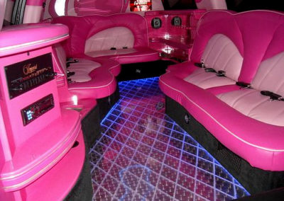 Pink Panther Limo